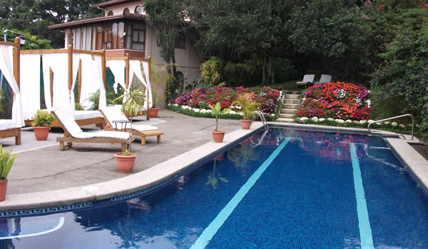 Boutique Hotel Costa Rica La Catalina Upper Pooll