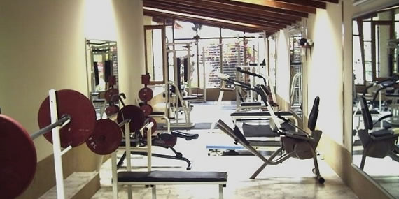 san Jose Airport Costa Rica Hotel Fitness Facilities