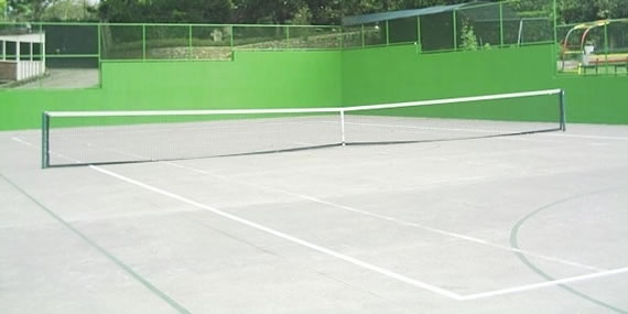 Boutique Hotel Costa Rica La Catalina Heredia Tennis Court.jpg
